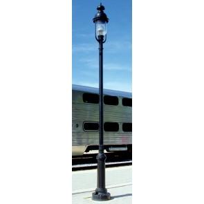 Brawa 84041 - H0 LED-Bahnsteigleuchte US Stecks., einze