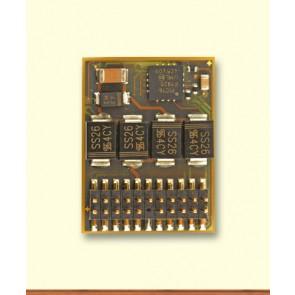 Brawa 99800 - Fahrzeugdecoder DH22A-4, PluX22