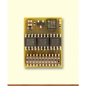 Brawa 99807 - Fahrzeugdecoder DH21A-4, MTC21