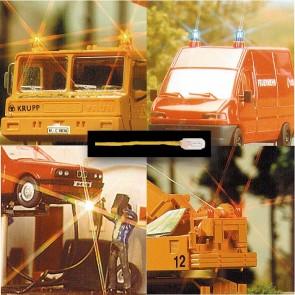 Busch 4290 - DRAADLAMPJE WIT