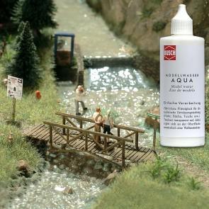 Busch 7589 - AQUA MODELLEER WATER