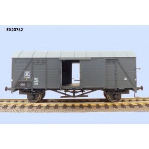Exact train EX20752 - NS Bremen EUROP gedeckter Wagen Nr. 20493