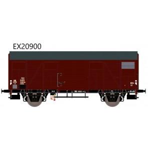 Exact train EX20900 - NS S-SHO mit braunen Luftklappen Epoche III Nr. 6858