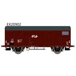 Exact train EX20902 - NS Gs 1410 EUROP mit braunen Luftklappen Epoche IV Nr. 1270 002-5