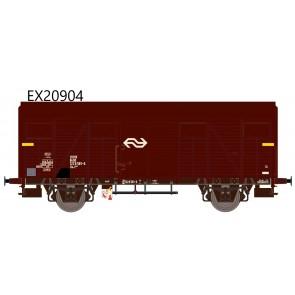 Exact train EX20904 - NS Gs-t 1430 Van G&L mit braunen Luftklappen Epoche IV Nr. 1220 581-6