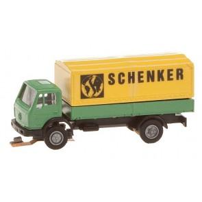 Faller 162051 - VRACHTWAGEN MAN SK (WIKING)