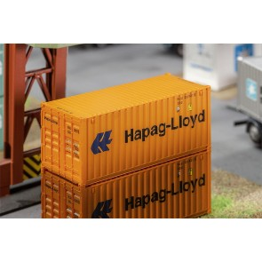 Faller 180826 - CONTAINER HAPAG-LLOYD 20'