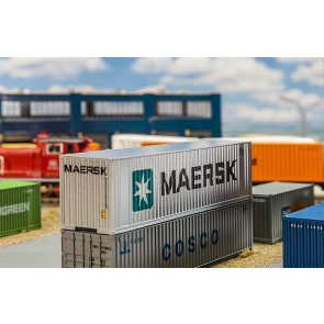 Faller 180840 - CONTAINER HI-CUBE MAERSK 40'