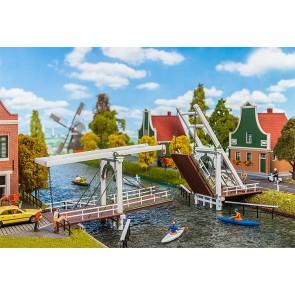 Faller 190610 - 2 Kanaalbruggen