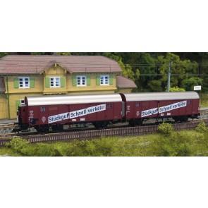 """Fleischmann 530603 - Leig-Wageneinheit """"Stückgut Schnellverkehr"""", DB"""