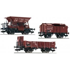 Fleischmann 550504 - Güterwagenset für E 69 05, DRB