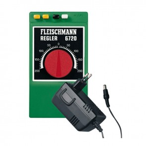 Fleischmann 6725 - FAHRREGLER SET
