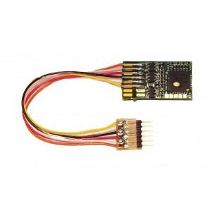 Fleischmann 687403 - DCC Decoder mit RailCom m. 6po