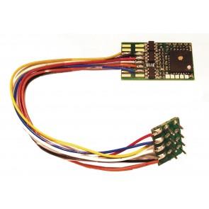 Fleischmann 687503 - DCC Decoder mit RailCom 8 pol.