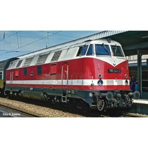 Fleischmann 721371 - Diesellok BR 118 rt.w.SND.
