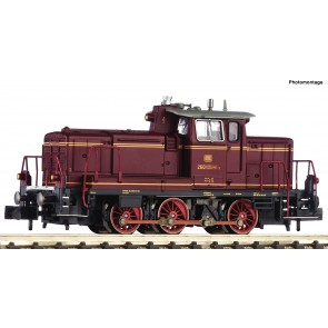 Fleischmann 722401 - Diesellok BR 260, rot
