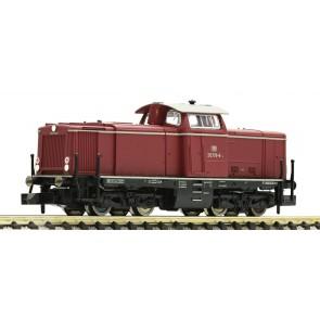 Fleischmann 723007 - Diesellok BR 212 rot