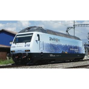 Fleischmann 731318 - E-Lok Re 465 BLS Stockhornbahn