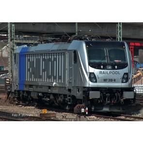 Fleischmann 738904 - Elektrolokomotive BR 187, Railpool