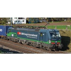 Fleischmann 739279 - E-Lok BR 193 ELLSBB Cargo
