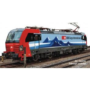 Fleischmann 739374 - Elektrolokomotive BR 193, SBB Cargo International