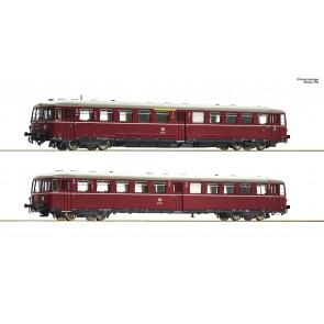 Fleischmann 740100 - Akku-Triebzug BR 515 rot