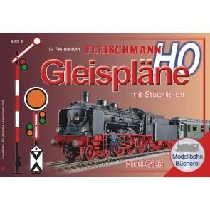 Fleischmann 81398 - Fleischmann Gleispläne H0