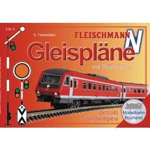 Fleischmann 81399 - Gleispläne N