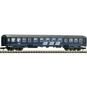 "Fleischmann 814711 - Personenwagen 2. Kl. Bauart Plan ""W"", NS"