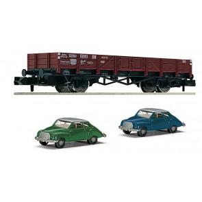 Fleischmann 820001 - Niederbordwagen bel.m 2 DKW