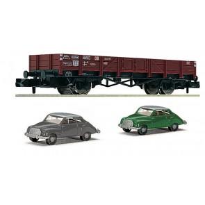 Fleischmann 820003 - Niederbordwagen bel.m 2 DKW