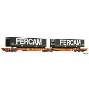Fleischmann 825010 - T-2000 Wascosa, orange + Ferca