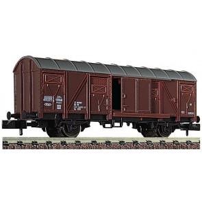 Fleischmann 831101 - Gedeckter Güterwagen Bauart Gs, DR