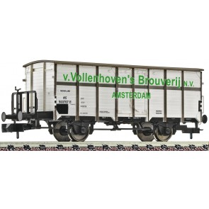 "Fleischmann 834802 - Bierwagen ""Van Vollenhoven"""