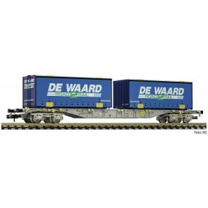 Fleischmann 845373 - Cont.tragw.+2 De Waard WP
