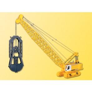 Kibri 11280 - H0 Seilbagger mit Schlitzwand