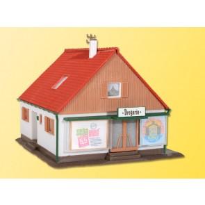 Kibri 38720 - H0 Einfamilienhaus mit Laden