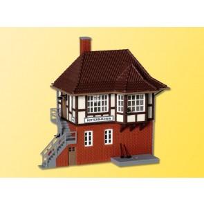 Kibri 39486 - H0 Stellwerk Rottershausen