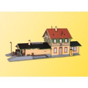 Kibri 39507 - H0 Bahnhof Dettingen