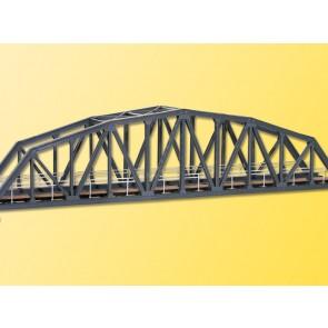 Kibri 39700 - H0 Stahlbogenbruecke eingleis