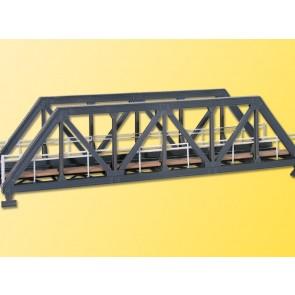 Kibri 39701 - H0 Stahl-Vorflutbruecke eingl