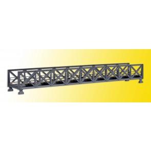 Kibri 39702 - H0 Fachwerk-Stahlbruecke, ein