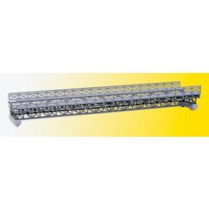 Kibri 39707 - H0 Fachwerk -Stahlbruecke ein