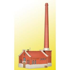 Kibri 39821 - H0 Kesselhaus mit Kamin