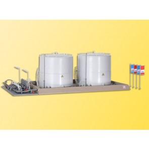 Kibri 39832 - H0 MIRO Tankanlage