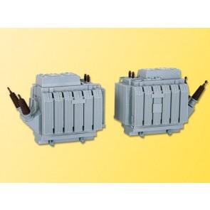 Kibri 39844 - H0 Transformator, 2 Stück