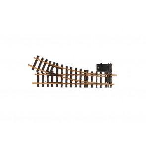 Lgb 16050 - Elektr.Weiche re.R3,22.5Grad