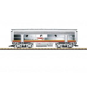 Lgb 20582 - Diesellok F7 B Santa Fe