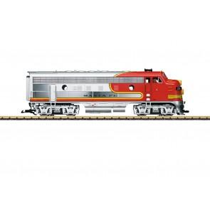 Lgb 20583 - Diesellok F7 A Santa Fe