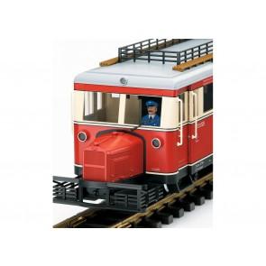Lgb 24662 - Schienenbus DR